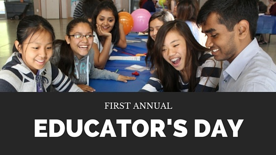 Educator's Day Banner